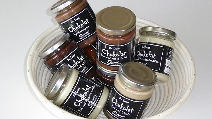 Sorgenfri specialiteter - belgisk chokoladecreme