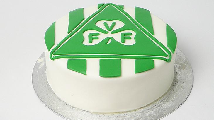 VFF kage til sidste skoledag