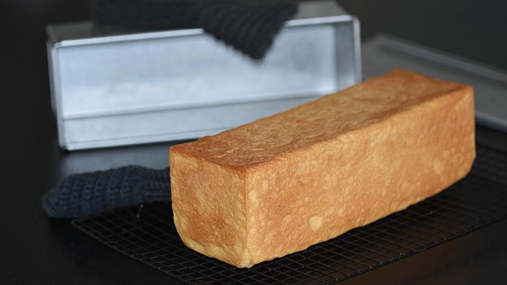 toastbrød med fuldkorn - opskrift