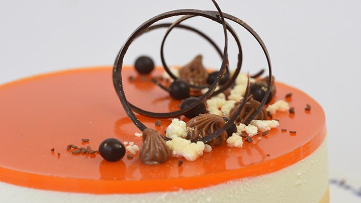 cheesecake med havtornmousse - online opskrift