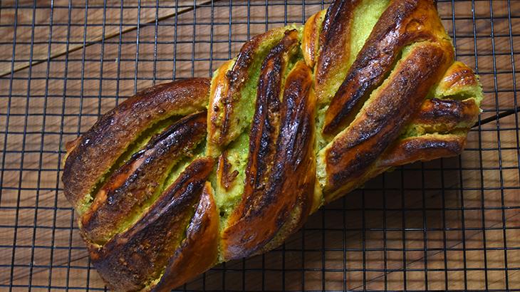 Pistacie babka dessertbrød - opskrift -tantestrejf