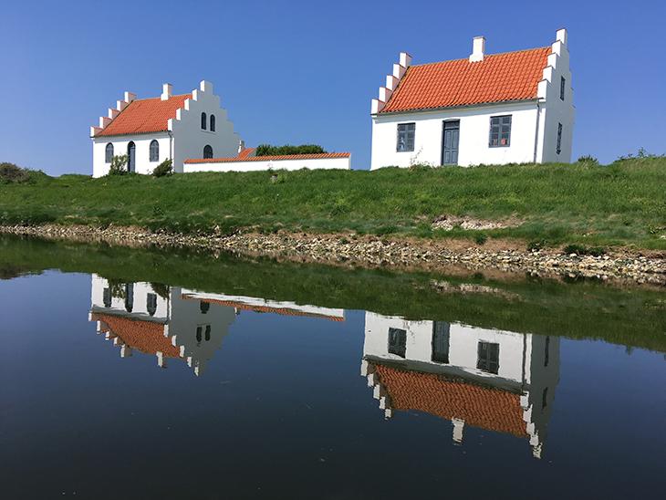 Kanalbetjenthusene ved Lendrup