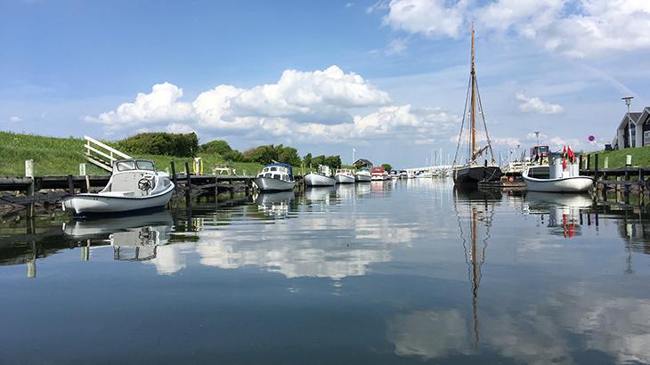 Løgstør Havn - Frederik d. 7 kanal