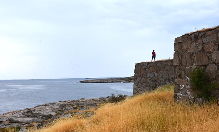 Festningsholmen ved Akerøy