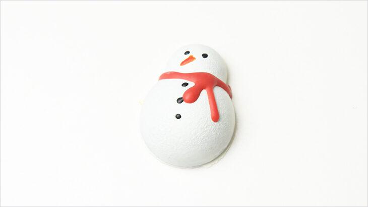Snemand - julen chokolade med smag af julekrydderier. fyldt chokolader som snemand