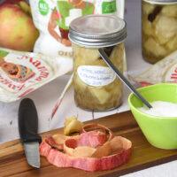 Mamma's Zugar + Syltede æblestykker