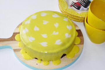 citronmåne - lækker skærkage - få opskriften her