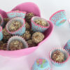 Amarenakugler - trøfler med kirsebær - opskrift