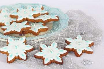 ingefærsmåkager (gingerbred) - online opskrift
