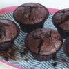 De bedste chokolademuffins - grundopskrift - Tantestrejf