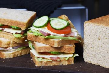 toastbrød - sandwich - opskrift - tantestrejf.dk