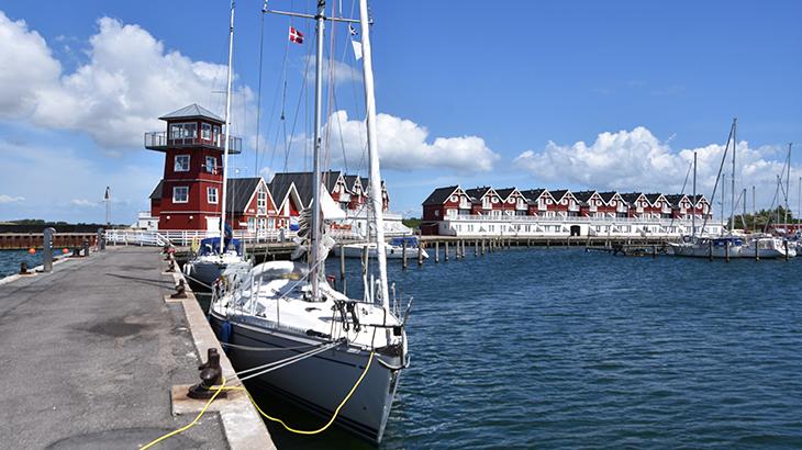 Langeland - Bagenkop havn
