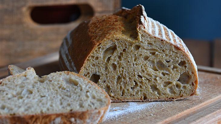 Der findes ikke bedre brød end brød bagt med en frisk surdej