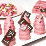 Ruby-flødeboller med lakrids