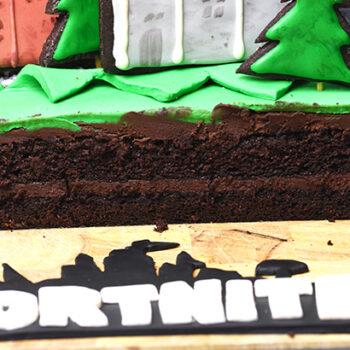 Mudcake - intens chokoladekage
