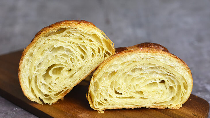 hjemmebagt croissant - få opskriften her