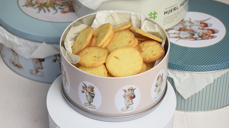 Specier med appelsin - julesmåkager med appelsin