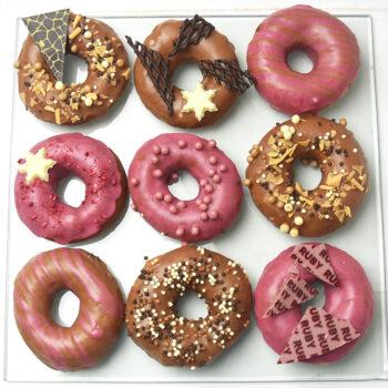 hjemmelavet donuts