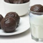 Chokolade kugle – varm chokolade
